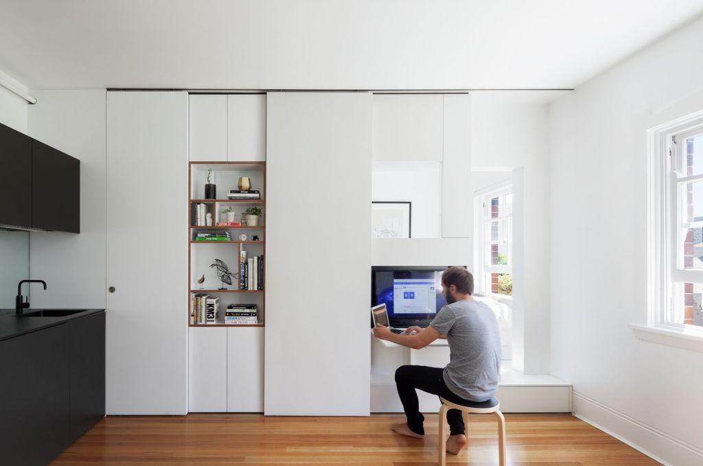 Appartement Darlinghurst   Architecte Brad Swartz