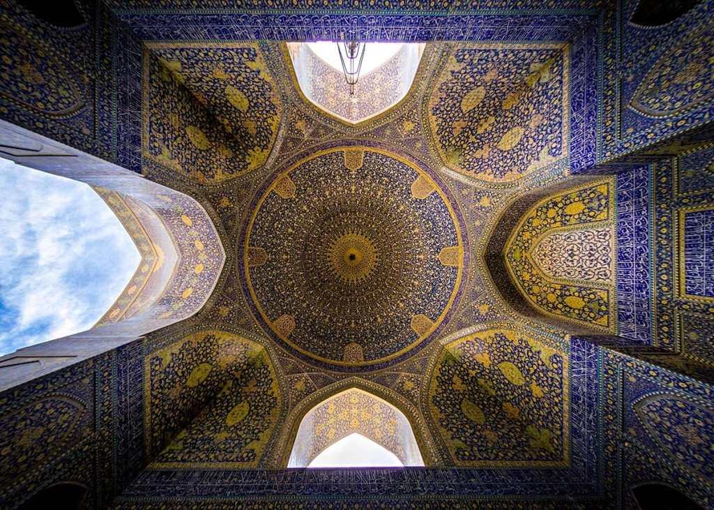 La mosquée Shah