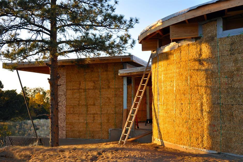 Maisons écologiques en paille