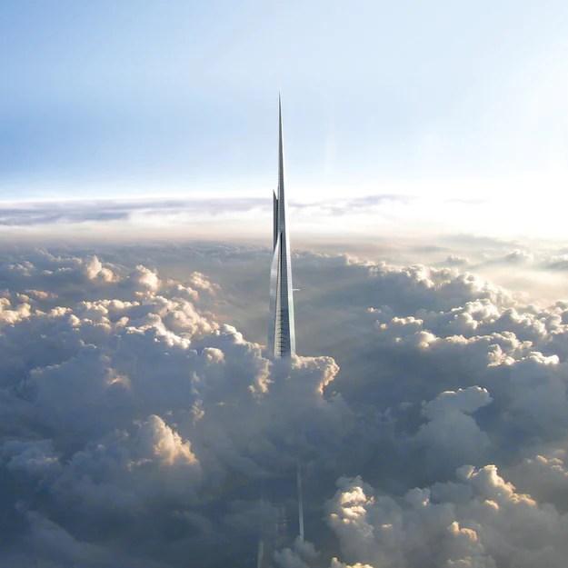 Tour de jeddah - 10 faits sur la tour de Djeddah, le bâtiment le plus haut du monde
