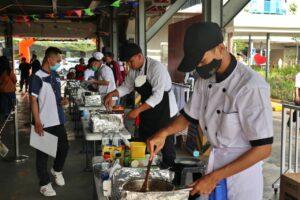 Pasta Challenge Competition PERWARA (Persatuan Pembawa Acara) se-Kota Batam 2021