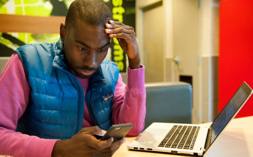 DeRay: Who Sent You and Who Will You Serve?