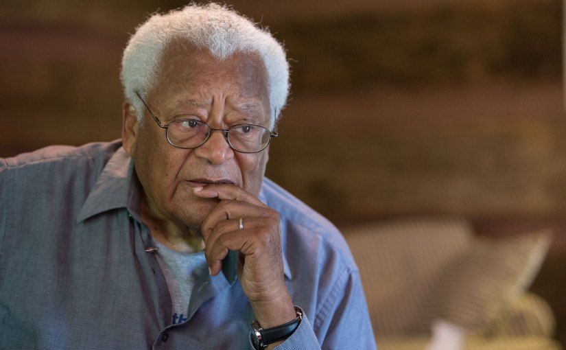 The Rev. James Lawson: Civil Rights and Black Lives Matter