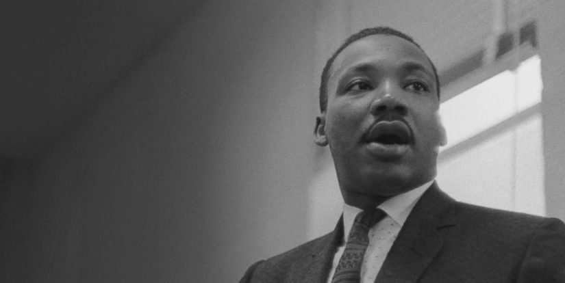 KING: AN EARLY and PERSISTENT ADVOCATE OF GLOBAL SOLIDARITY  #MLKGLOBAL