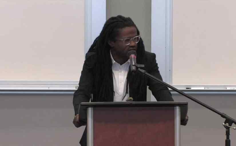 "Osagyefo Sekou, ""The Liberation Theology of Ferguson"""