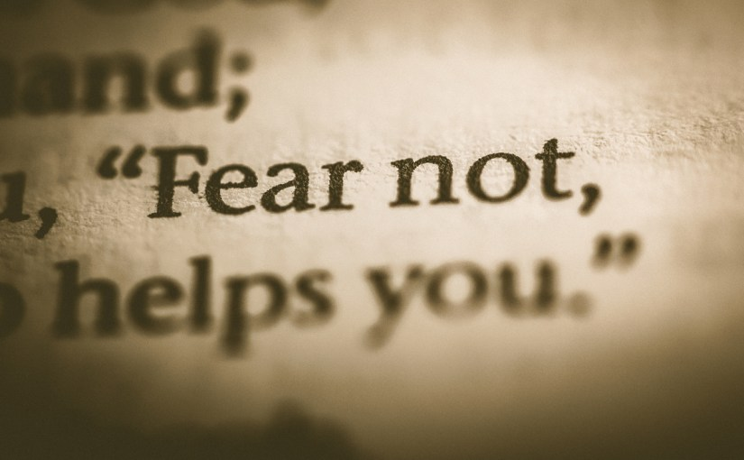 The Power in Rejecting the Fear of Evil