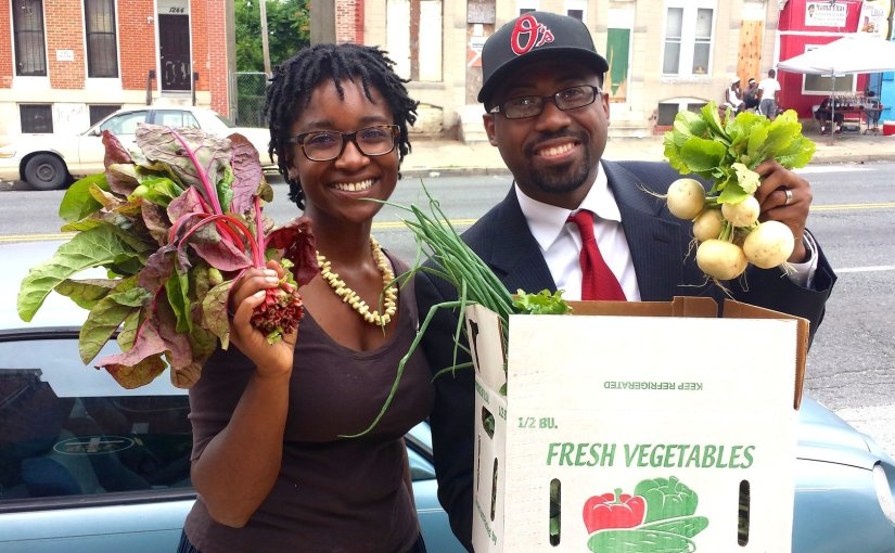 The Black Church Food Security Network: Connecting Farmers with Churches