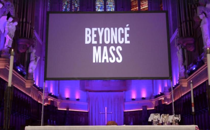 Beyoncé Mass NYC | Brooklyn