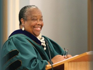 The Installation of Dean Valerie Bridgeman