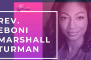 Womanists Taught Us: Rev. Eboni Marshall Turman