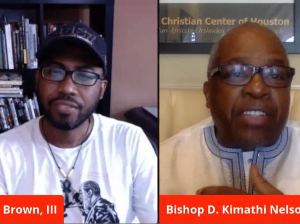 Faith, Food & Freedom Summer Series: Interview w/Bishop Nelson