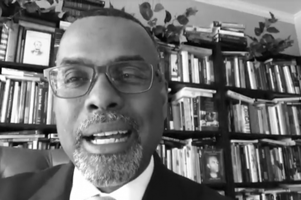 Dr. Eddie Glaude: The Triple Evils and Why We Must Eradicate White Supremacy #MLKGLOBAL