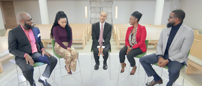A Conversation with Four Millennial Preachers
