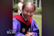 Drs. Kelly Brown Douglas, Serene Jones, and Raphael Warnock Reflect on the Life & Legacy of Dr. James Cone