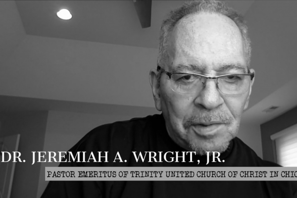 Dr. Jeremiah A. Wright, Jr. : Tribute to Dr. Gayraud S. Wilmore