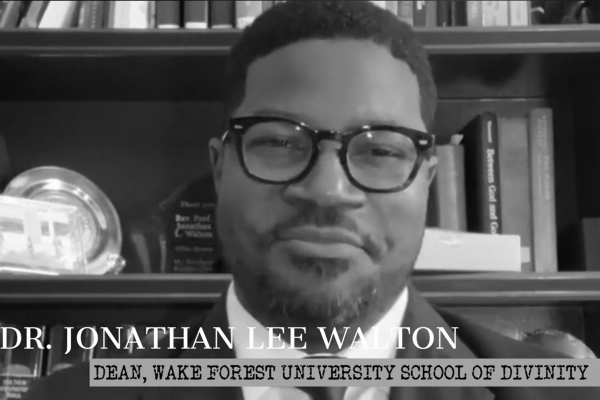 Dr. Jonathan Lee Walton: Tribute to Dr. Gayraud S. Wilmore