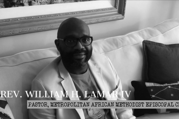 Rev. William H. Lamar IV: Tribute to Dr. Gayraud Wilmore
