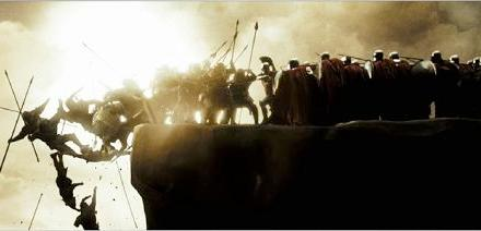 300: THIS IS SPARTA!!!