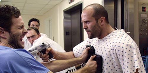 crank movie with jason statham - defibrillator