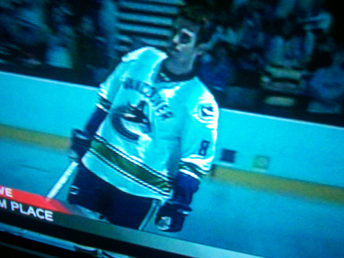 new vancouver canucks jersey in white