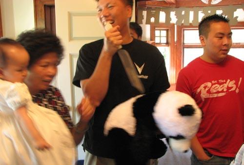 john chow stabs panda
