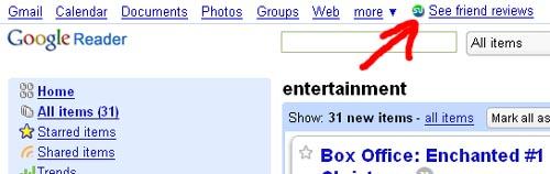 When Did Google Reader Gain StumbleUpon?