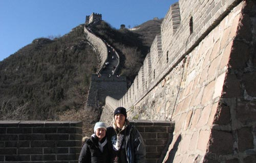 I Survived the Great Wall of China