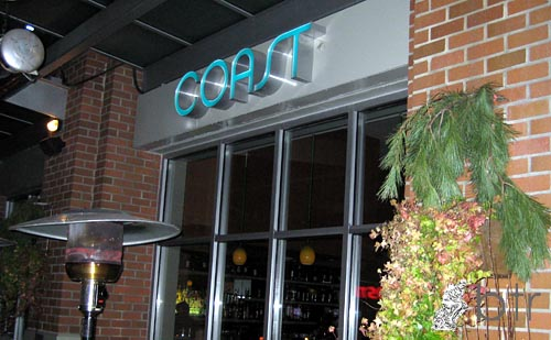 Dine Out Vancouver: Coast Restaurant