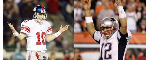 Super Bowl XLII: My Official Prediction