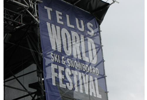 Telus World Ski and Snowboard Festival 2008