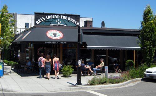 Coffee on Main Street - Bean Around the World