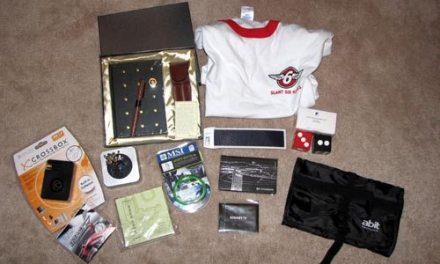 Contest: Win a Big Box of Cool Stuff