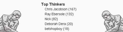 Top Thinkers - February 2009 - Beyond the Rhetoric