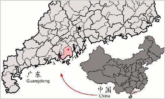 Toi San, Taishan, China