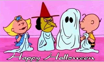 Happy Halloween: Random Musings