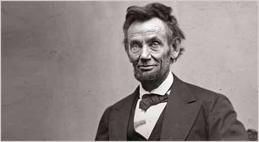 Sunday Snippet: Abraham Lincoln
