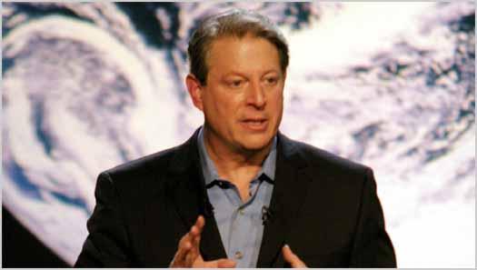 Sunday Snippet: Al Gore on Teamwork