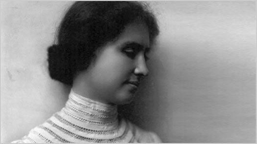 Sunday Snippet: Helen Keller on Safety