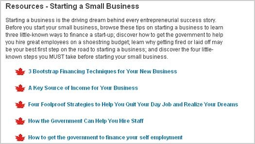 Getting Funding for a New Business