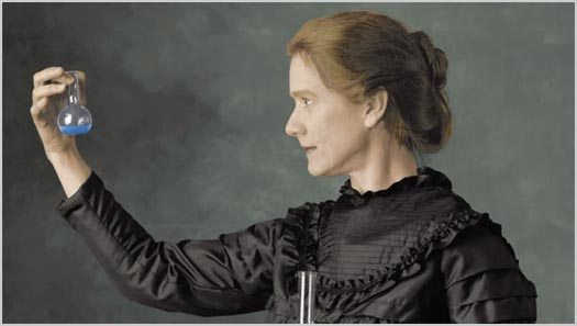 Sunday Snippet: Marie Curie