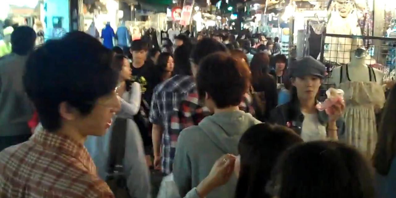Taipei 101 and Shilin Night Market (Videos)