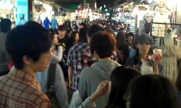 Taipei 101 and Shilin Night Market (Videos)