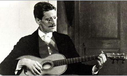 Sunday Snippet: James Joyce