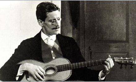 Sunday Snippet: James Joyce