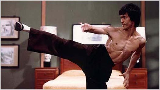 Sunday Snippet: Bruce Lee on Limits