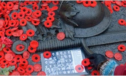 Lest We Forget: In Flanders Fields