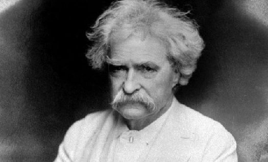Sunday Snippet: Mark Twain