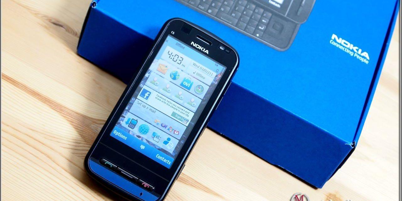 Nokia C6 Symbian Smartphone Review