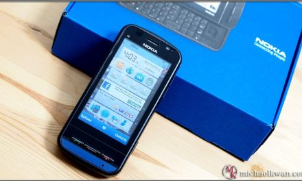 Nokia C6 Symbian Smartphone Review