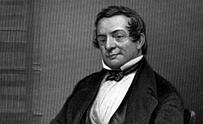 Sunday Snippet: Washington Irving (1783-1859)